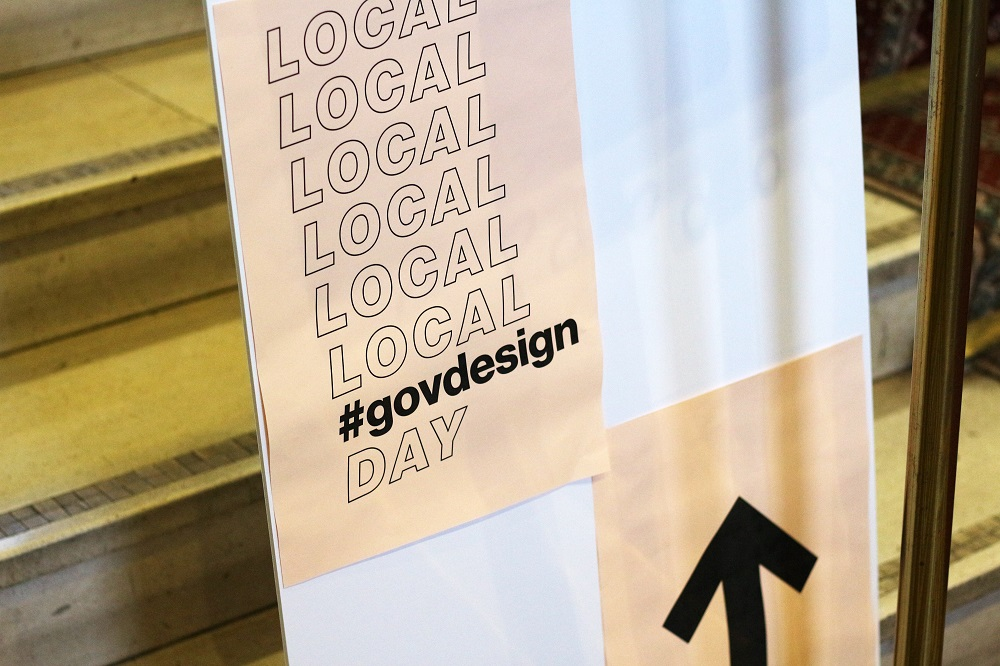 Local gov design logo
