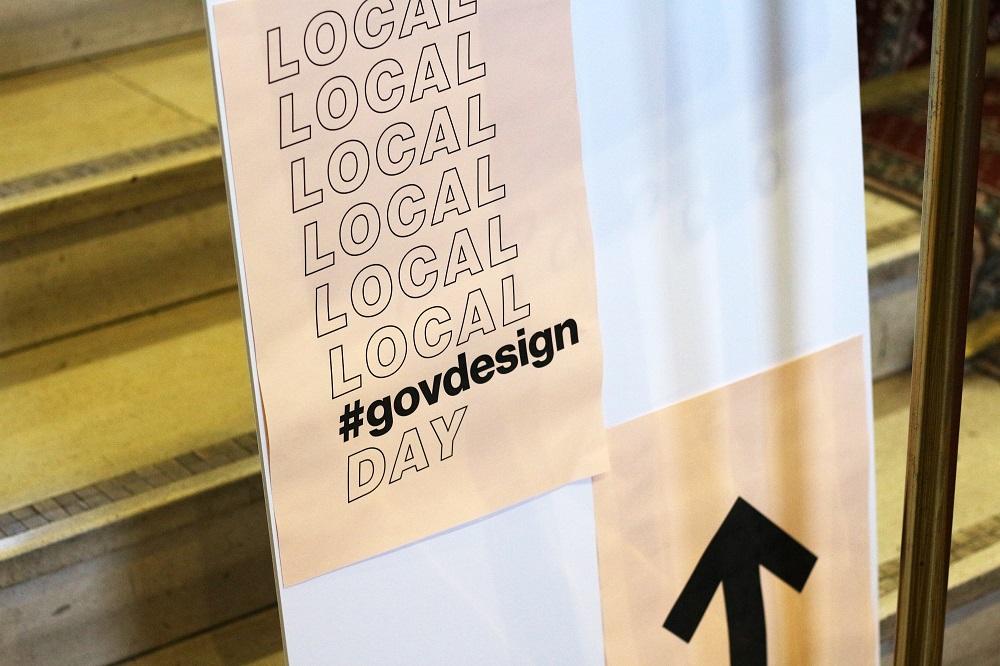 Local gov design logo