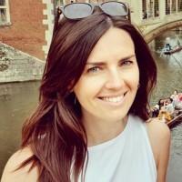 Digital analyst, Laura Hands